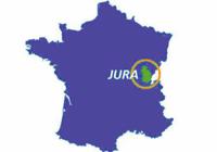 Accès à la Parqueterie Jacques, Sirod Jura